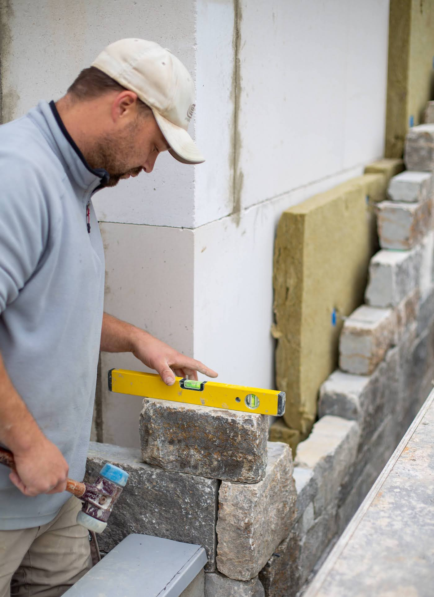 Fleck Natursteine - Montage und Bauleitung